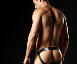 Erotic mens Good Devil Preview Jock butt