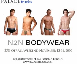 N2N Bodywear underwear sale