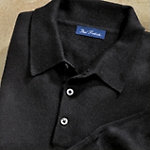 Paul Fredrick Cashmere Polo