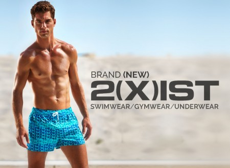411dc2d200 NEW 2(x)ist Swimwear, Underwear and Gymwear - Menswear Review