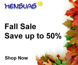 mensuas sale