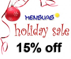 mensuas 15 sale