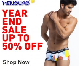 mensuas end of year underwear sale